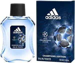 Adidas UEFA Champions League for Men 3.4 oz EDT Spray (Champions Edition)