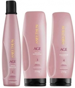 Aneethun AGE System - Shampoo + Máscara e Finalizador