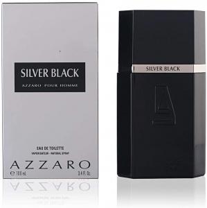 Azzaro Silver Black De Loris Azzaro Eau De Toilette Masculino 100ML