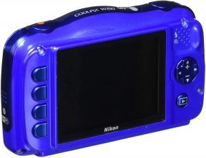 Câmera Nikon À Prova D'água Wifi Coolpix W150