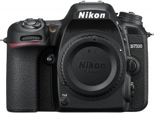 Câmera Nikon D7500 DSLR (somente corpo)