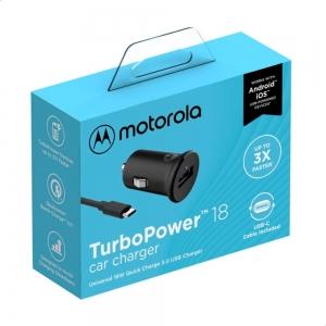 Carregador Veicular Motorola