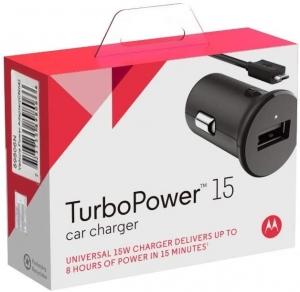 Carregador Veicular Turbo Power 15W