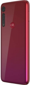 Celular Motorola Moto G8 Play Vermelho Magenta