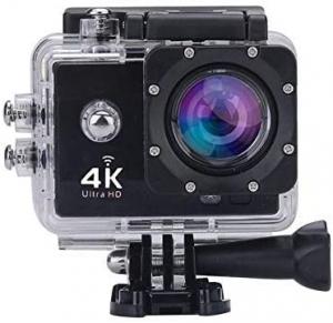 Camera Filmadora Wifi 4k Ultra Hd 16 mp