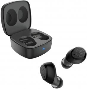 Fone de Ouvido Motorola Vervebuds 100 Bluetooth Estéreo Resistente à Água Preto