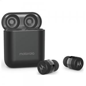 Fone de Ouvido Motorola Vervebuds 110 SH039 Bluetooth, Preto