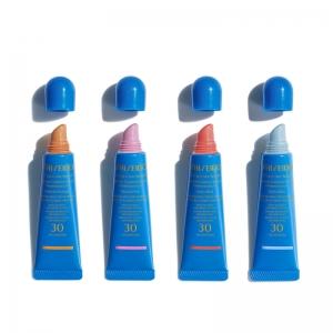 Gloss Hidratante Shiseido UV Lip Color Splash SPF30 Tahiti Blue