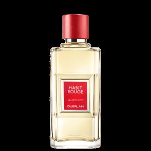 Habit Rouge Guerlain Eau de Toilette - Perfume Masculino 50ml