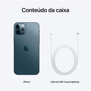 Iphone 12 Pro Apple Azul-pacífico, 256gb Desbloqueado