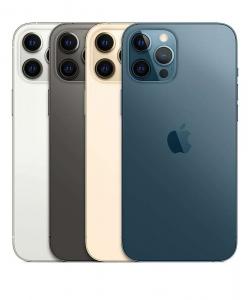 Iphone 12 Pro Max Apple Prata, 512gb Desbloqueado