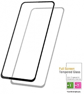 Kit 3x Películas Vidro 3D Motorola One Hyper + Kit Aplicação