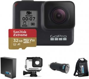 Kit Especial GoPro Câmera Hero 7 Black