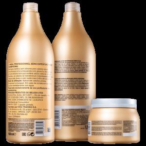 Kit L'Oréal Professionnel Nutrifier Tratamento de Salão (3 Produtos)