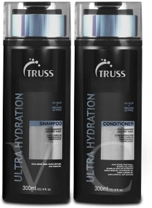 Shampoo + Condicionador Ultra Hydration TRUSS 2 x 300 ml
