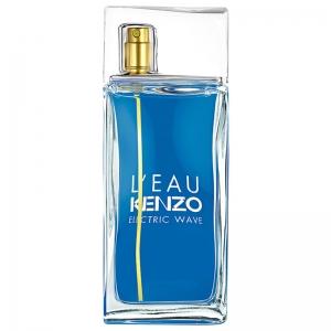 L'Eau Kenzo Electric Wave Pour Homme Eau de Toilette - Perfume Masculino 50ml