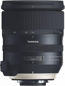 Lente Tamron SP 24-70mm F/2.8 DI VC USD G2 Para Nikon