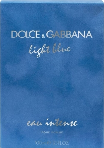 Light Blue Pour Homme Eau Intense Dolce & Gabbana Eau de Parfum