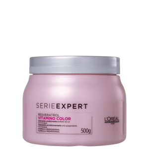 Loreal Mascara Vitamino Color Resveratrol 500gr