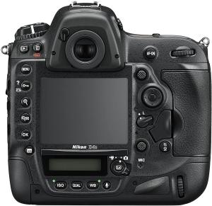 Nikon D4S 16,2 MP CMOS FX Digital SLR com vídeo Full 1080p HD (apenas o corpo)
