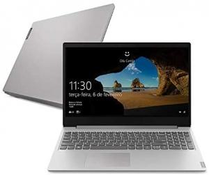Notebook Lenovo Ultrafino ideapad S145 i7 - 8565U 8GB 256GB SSD GeForce MX 110 Windows 10 15.6