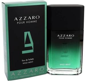 Perfume Azzaro Wild Mint Masculino Edt 100ml