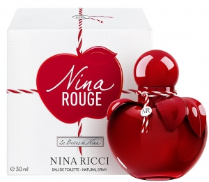 Perfume Feminino Nina Ricci Nina Rouge Eau de Toilette