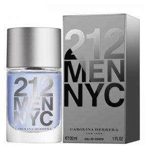 Perfume Masculino   212 Men Carolina Herrera Eau de Toilette -