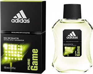 Perfume Pure Game adidas Masculino 100ml