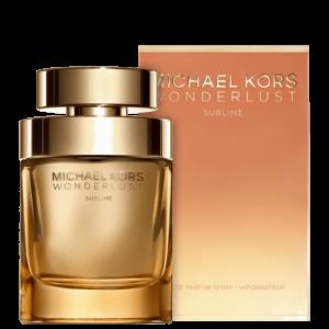 Perfume Wonderlust Sublime Michael Kors Feminino Eau de Parfum 100ml