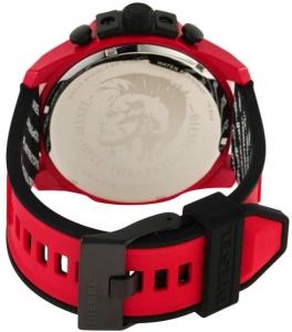 Relógio DIESEL masculino cronógrafo silicone DZ4526/4RN