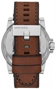 Relógio Diesel Masculino Ref: Dz1910/0kn Esporte Fino PrateadoV