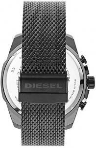 Relógio Diesel Masculino Ref: Dz4527/1cn Cronógrafo Grafite