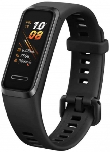Relógio Inteligente Band 4 Original Huawei Smartwatch Pulseira Versão Internacional Global Monitorização