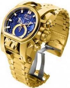 Relógio Invicta Reserve Bolt Zeus Magnum 25209 Dourado