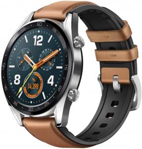 Relógio Smartwatch Huawei GT Leather