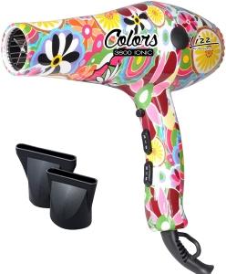 Secador de Cabelos Colors, Lizz Professional, 110V, 2100W