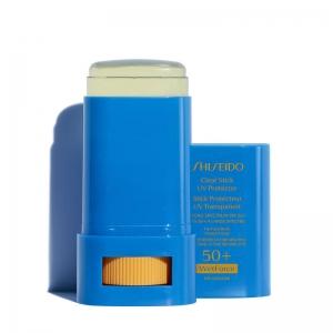 Shiseido Clear Stick UV Protector SPF50+ – Protetor Solar em Bastão