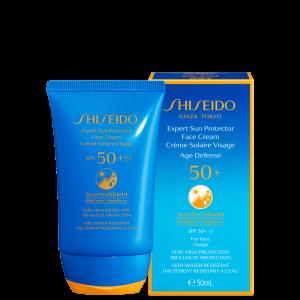 Shiseido Expert Sun Protector Face Cream FPS 50+ - Protetor