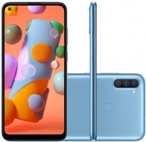 Smartphone Samsung A11 Azul 64GB