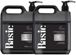 Truss Kit Profissional Shampoo e Condicionador Basic 2,4L