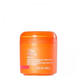 Wella Professionals Enrich Fine to Normal Hair - Máscara de Hidratação 150ml