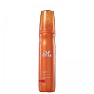 Wella Profissional Enrich Moisturizing Leave-In Balm - Spray Hidratante 150ml - Incolor