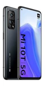 Xiaomi Mi 10T Pro Dual SIM 128GB + 8GB 5G Smartphone Cosmic Black