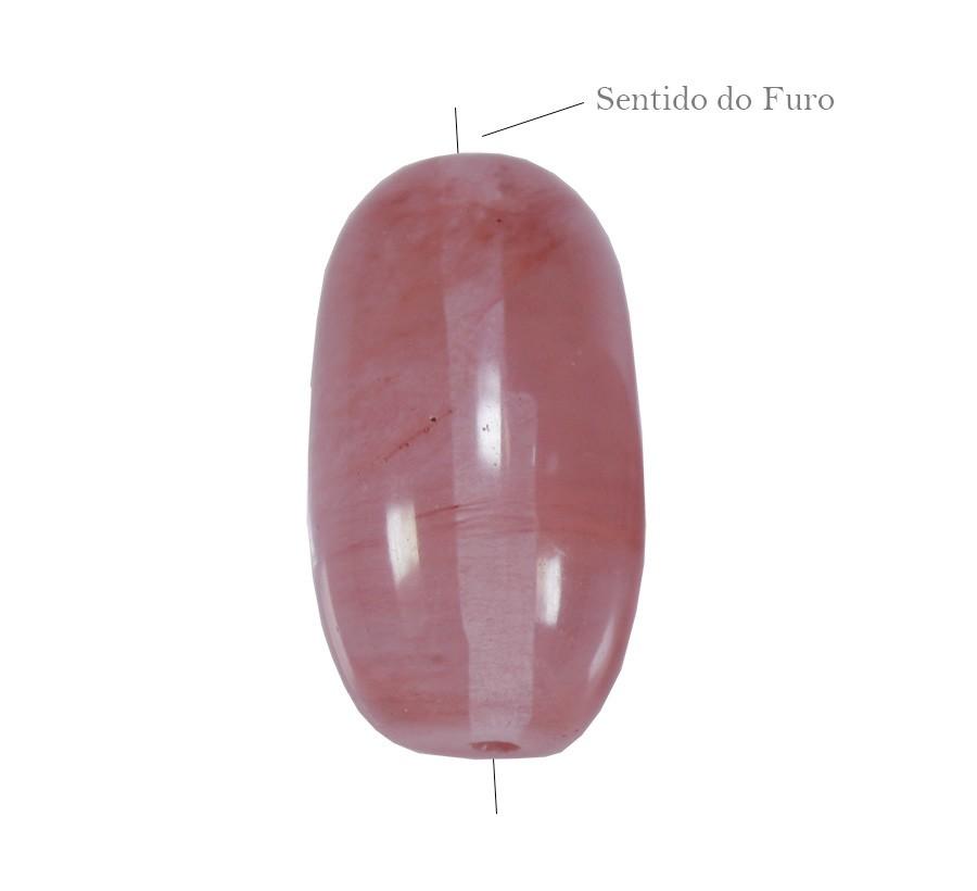 Barril de Quartzo Cherry Tamanhos Variados - Pacote - PMO_146  - ArtStones