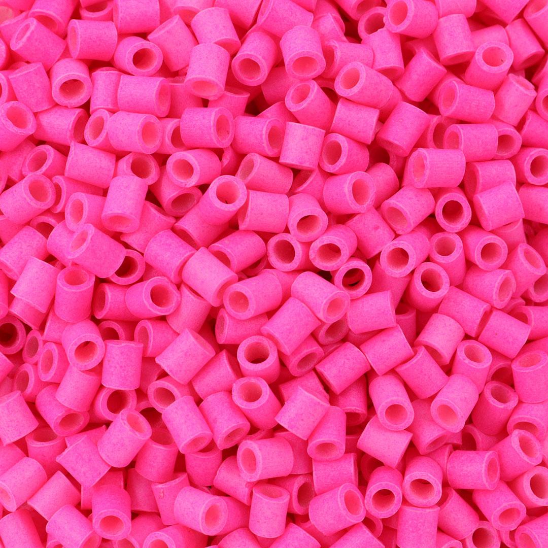Canudo Clay Colorido tipo Fimo 5mm Ecológico - 15grs - OM099  - ArtStones
