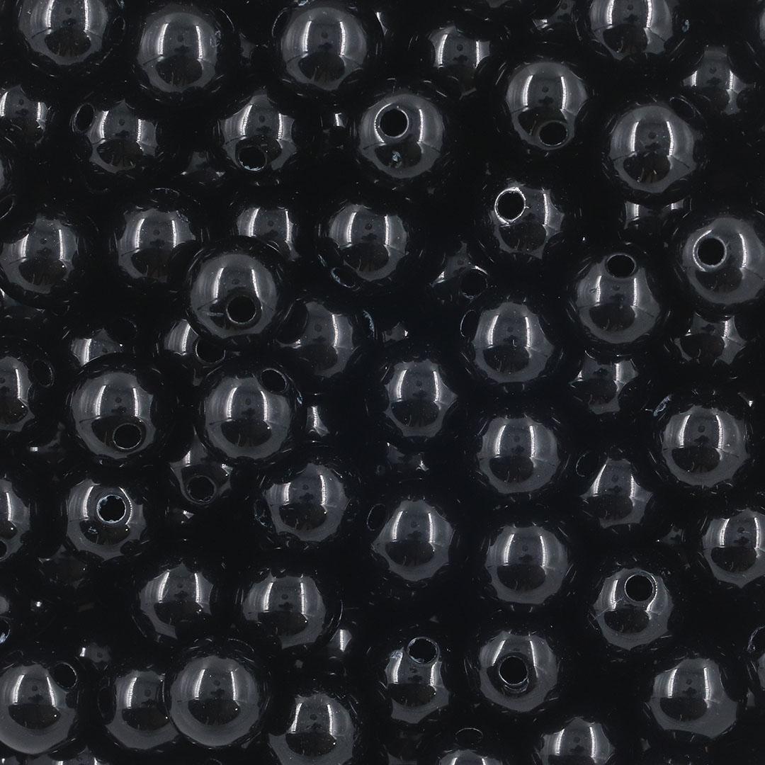 Esfera de Acrílico 9mm Cores Variadas - 50grs - OM013  - ArtStones