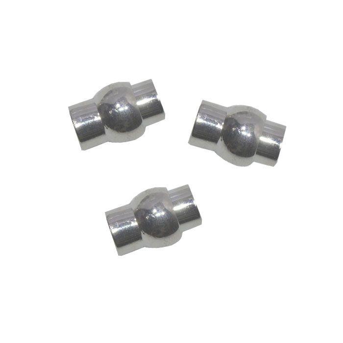 Fecho Imantado para Cordão de 5 e 7mm - 2 Peças - ACM_227  - ArtStones