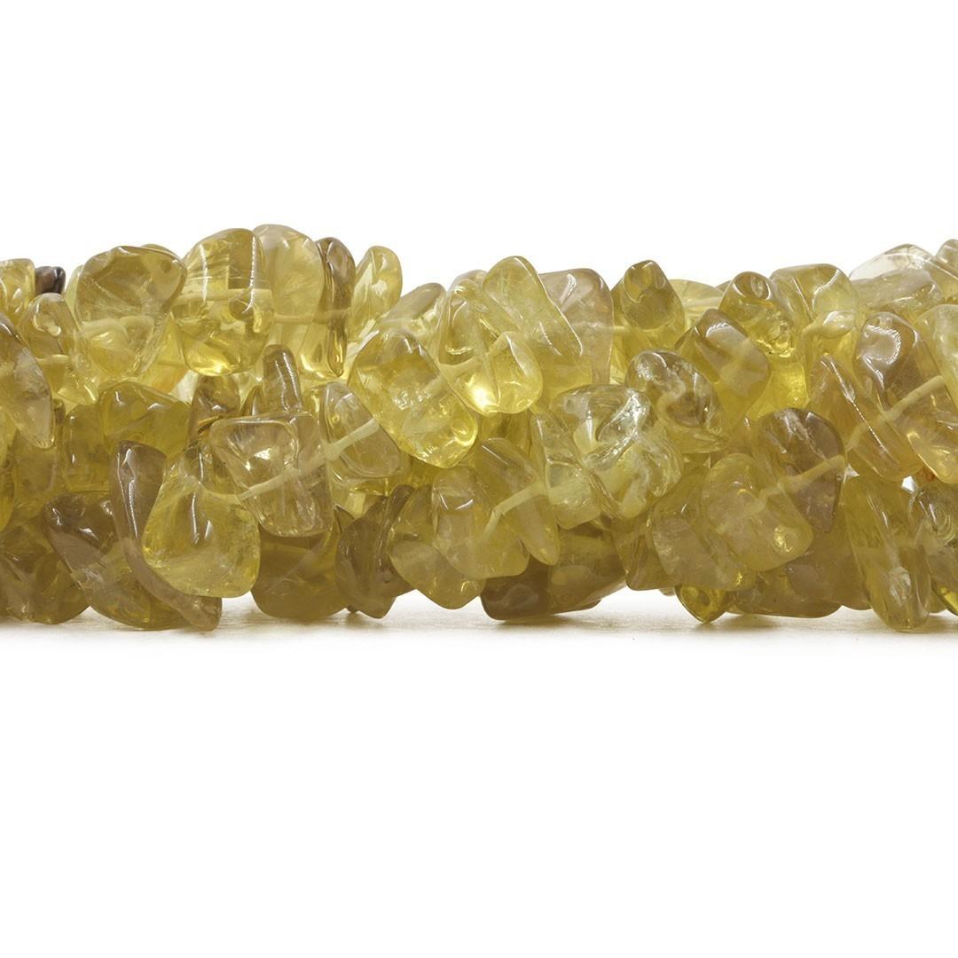 Fio de Cascalho de Green Gold - FC043  - ArtStones