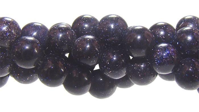 Pedra Estrela Fio com esferas de 6mm - F235  - ArtStones